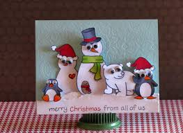 Learn With Play At Home Simple Bubblewrap Christmas Cards Made By Card Making Ideas Christmas