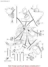yamaha ttr 50 engine diagram yamaha wiring diagrams