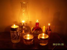 diy free oil lamps with used cooking oil as an additive to lamp fuel