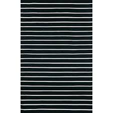 black and white striped rug black and white striped rug pinstripe stripe outdoor rugby jersey black