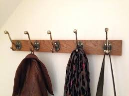 Vintage Coat Hook Rack Inspiration Vintage Coat Hooks Shabby Chic Coat Rack Vintage Hook Make Vintage