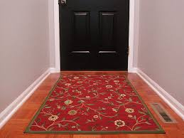 details about area rug 3ft 3in x 5ft durable non skid backing machine washable 100 nylon pile