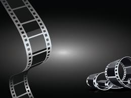 Movie Powerpoint Template Black And White Cinema Powerpoint Templates 3d Graphics