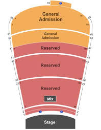 Red Rock Amphitheatre Seating Chart Laser Hair Removal