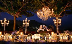 outdoor lighting ideas for parties. Wedding-chandeliers-outdoor-garden-crystal-14 Outdoor Lighting Ideas For Parties R