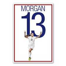 alex morgan poster united states women