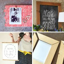 30 best DIY picture frame tutorials on the web - how to make a picture frame