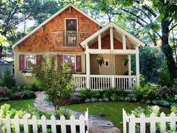 Small Picture Lush Landscaping Ideas for Your Front Yard HGTV