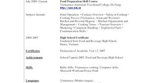 No Job Experience Resume No Job Experience Resume Examples Examples