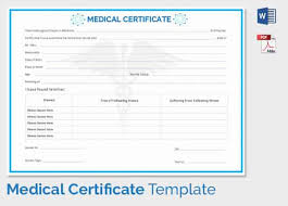 How To Make A Fake Medical Certificate Online Planner