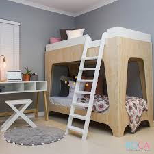 swede trendy modern children's double bunk bed  order yours today
