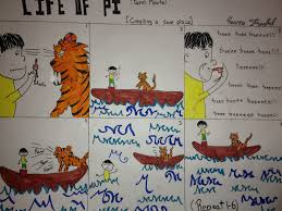 mrs c collect your thoughts life of pi cartoon choice project life of pi cartoon choice project