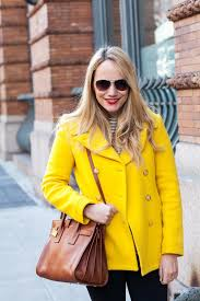 j crew majesty peacoat yellow 2