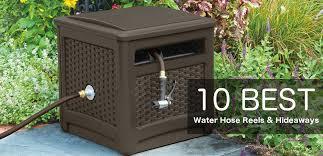 best water hose reel hideaways