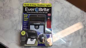 Ever Brite Lights Reviews Ever Brite Outdoor Light As Seen On Tv Review