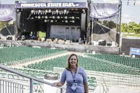 Mn State Fair Grandstand Seating Chart State Fair Grandstand Guru Shares How She Almost Booked
