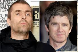 It was the guy i thought was cute. Liam Gallagher Brands Brother Noel Massive C T Over Oasis Musical Mirror Online