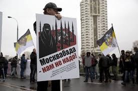 Resultado de imagen de migrantes en rusia