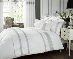 image of nice duvet cover white