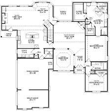 4 bedroom floor plan 4 bedroom 3 bath house plans awesome 4 bedroom 3 5 bath