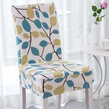 ebern designs elegant box cushion dining chair slipcover reviews wayfair