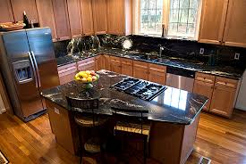 Granite With Backsplash Delectable Design Spotlight Full Natural Stone Backsplash