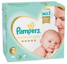 <b>Pampers подгузники Premium</b> Care 2 (4-8 кг) 102 шт. — купить по ...