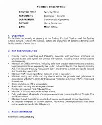 Security Guard Resume Simple Security Guard Resume Sample Security Resume Security Guard Resume