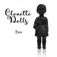 フランス クロネットドール Clonette Dollsnoir キッチュ雑貨zakka Minimini