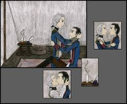 Is there anything you wish from alexander hamilton to marquis de lafayette, 28 april 1798: Untitled Lafayette X Hamilton By Myst Walker In Gray On Deviantart