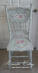 Whimsical Hand Painted Art Furniture  Nancy Woods Custom Art Hand Painted Benches