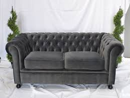living room gray velvet sofa beautiful grey traditional small oned back light mink couch and chair