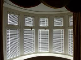 Good Wearefound Home Design Rods Curtain Ideas For Rods Bay Window Bay Window Vertical Blinds
