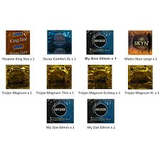 magnum xl size large size condoms trial pack 10 pack buy online