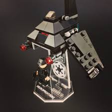 Lego Display Stands Acrylic Display Stand For LEGO Star Wars Microfighter Series 100 78