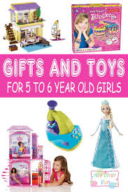 Best Gifts for 5 Year Old Girls in 2017 - Itsy Bitsy Fun