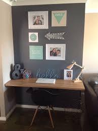 beautiful desk set up kmart australia style kmart hacks