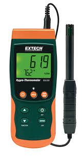 hygrometers humidity meters handheld extech instruments extech sdl500