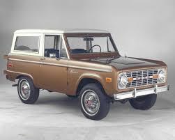 Ford Bronco  B