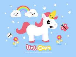 Group Of Unicorn 2560x1440 Cute Wallpaper