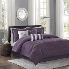 Plum And Grey Bedroom Home Design Art Deco House Modern Living Room With Dining Sets