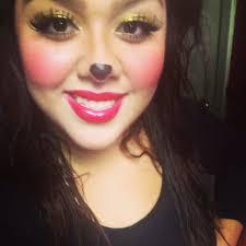 cute minnie mouse makeup photo 1