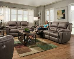 Reclining Living Room Group by Southern Motion