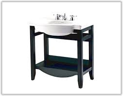 american standard retrospect 27 in w pedestal sink basin view larger