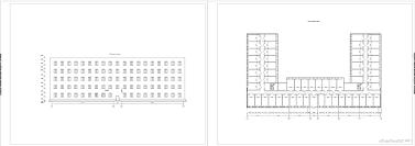 Строительство курсовые работы и дипломные работы Чертежи РУ Курсовая работа Составление технического паспорта жилого 5 ти этажного дома г