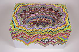 Intricate Patterns Interesting Intricate Patterns By Jen Stark The PhotoPhore
