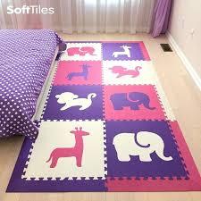 foam floor mats for kids a beautiful play mat for a girls bedroom safari animals foam play mat in purple home design center skokie il