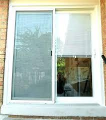 patio door with internal blinds door with internal blinds door with enclosed blinds patio doors with