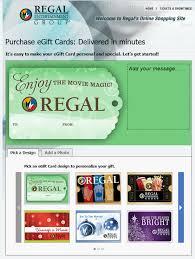 Regal Entertainment Group Announces Cyber Monday Gift Card