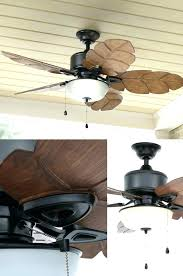 flush mount outdoor ceiling fan inch fans large size of lighting 36 with light white